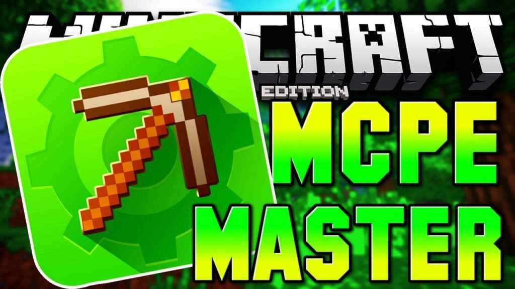 Laadige alla MCPE Master Minecraft PE jaoks