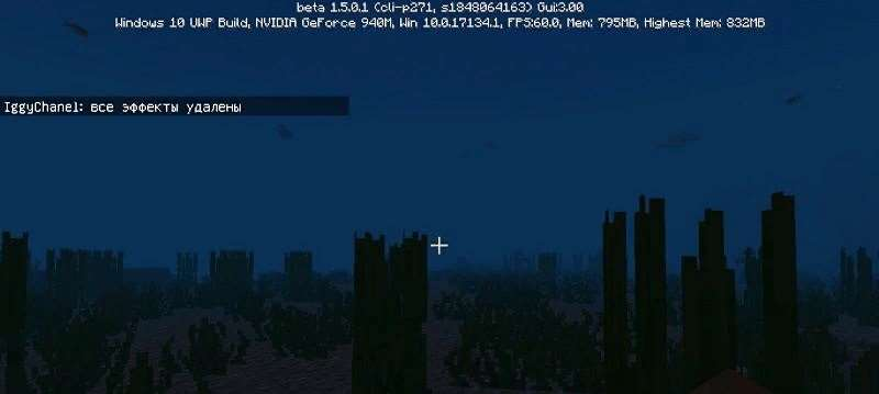 Laadige alla Minecraft PE 1.5.0.0