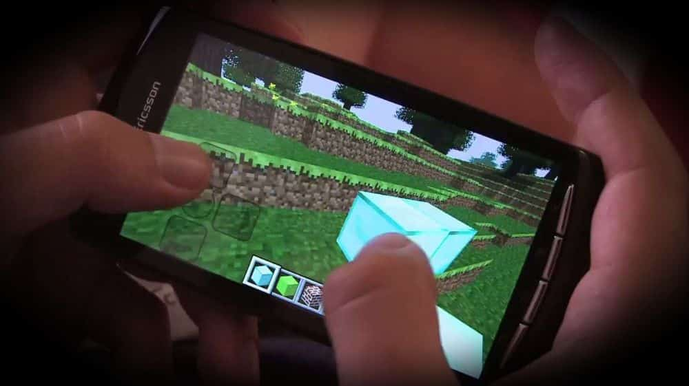 Minecraft hnab tshos tsab