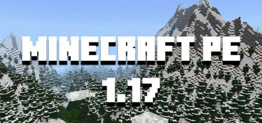 Minecraft PE 1.17