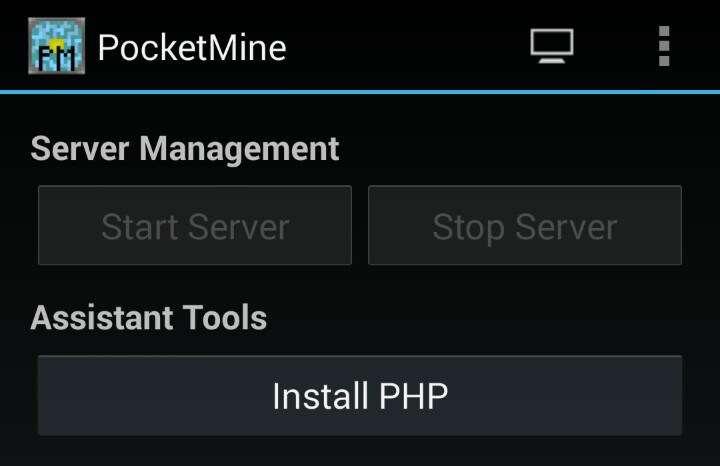 Скачать локальный сервер на андроид